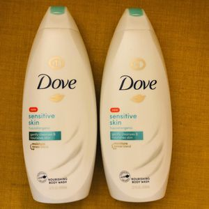 Dove Body Wash Sensitive 22oz for Sale in Silver Spring, MD