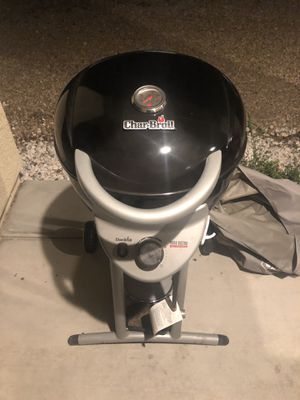 Char-broil Tru inferred Gas grill with cover for Sale in North Las Vegas, NV