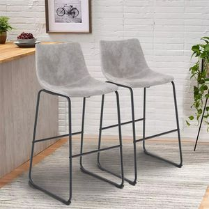 Counter Height Bar Stools (Set of 2) for Sale in Los Angeles, CA