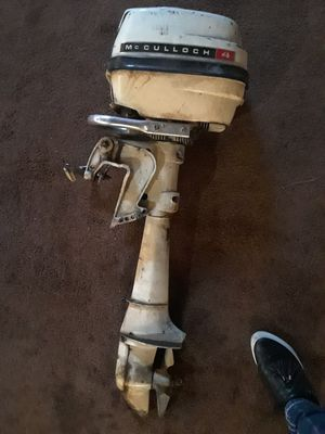 Johnson outboard motor for Sale in Everett, WA