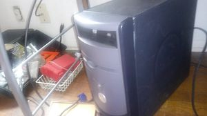 Computer desk Canon printer TV / computer monitor Dell hard drive for Sale in Corpus Christi, TX