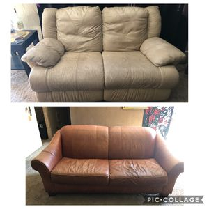 Leather Couches for Sale in Glendale, AZ