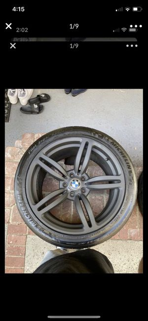 Bmw m6 style rims for Sale in Burbank, CA