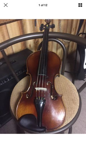 Nice old Stradivarius violin copy for Sale in Danbury, CT