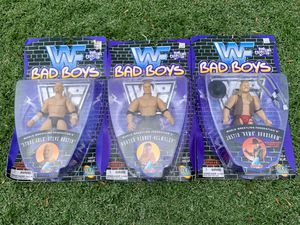 WWF Bad Boys Collectables for Sale in El Paso, TX