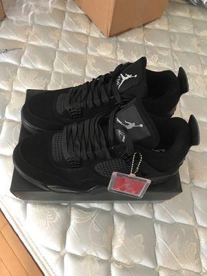 Jordan Black Cat 4s for Sale in Centreville, VA
