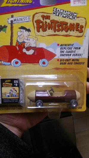 Flinstones cars barney and freds cars for Sale in Pfafftown, NC