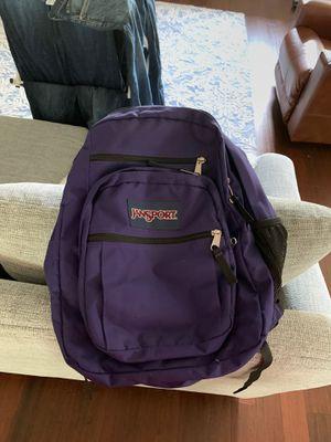 Purple JANSPORT Backpack for Sale in Austin, TX