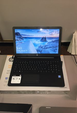"""NEW HP 15-BS289WM (15.6"""") laptop for Sale in Paris, KY"""