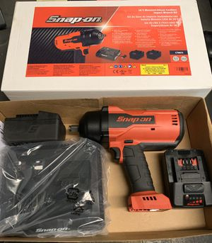 Snap On 18v Impact CT9075 Brand New for Sale in Yardley, PA