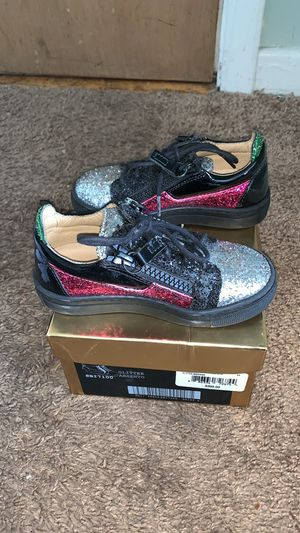 Gucci, Giuseppe, & Burberry Toddler Shoes For Sale!!! for Sale in Calumet Park, IL