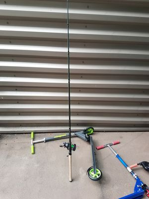 Fishing rod for Sale in Redmond, WA