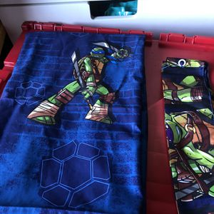 Boys Curtains 2 Panels And 2 Side Ties Brand New Size40 Wide X 60 High Asking $5 Firm For Both for Sale in Paramount, CA