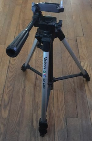 Velbon cx 440 s tripod for Sale in Knoxville, TN