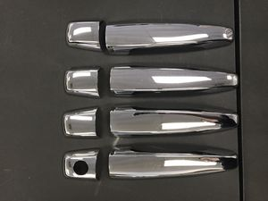 Chrome door handles Cadillac 05-13 for Sale in Cleveland, OH