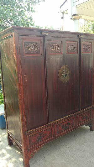 Japanese style cabinets for Sale in Silver Spring, MD