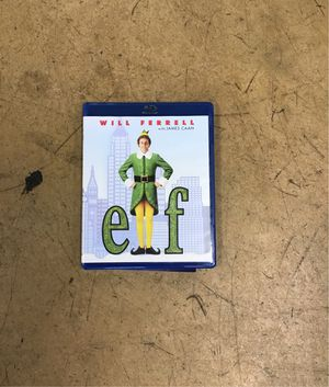 Elf the movie in blue ray for Sale in Old Bridge Township, NJ