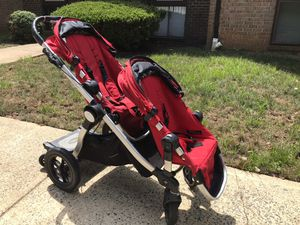City select double stroller with buggy board for Sale in Fairfax, VA