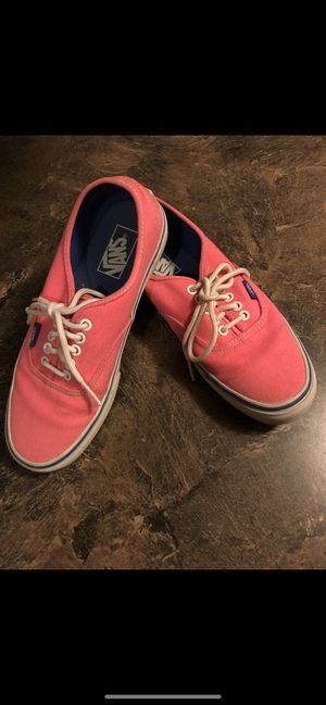 Vans Authentic Skate Shoes Unisex for Sale in Martinsburg, WV