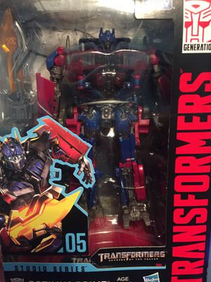 Studio series Optimus prime for Sale in Cohutta, GA