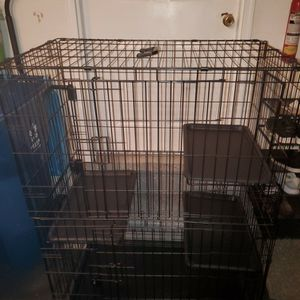 3 Tier Cat/critter Cage Playpen! for Sale in Sterling, VA