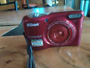 Nikon Coolpix L30 for Sale in Tijeras, NM
