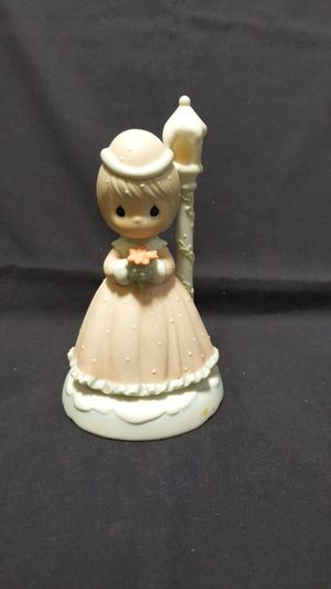 """A Precious Moments: """"The Light of the World is Jesus"""" 1989 Musical Box for Sale in Cary, NC"""