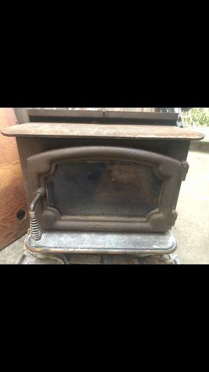WOOD BURNING STOVE Vintage LOPI FIREPLACE INSERT for Sale in Vallejo, CA
