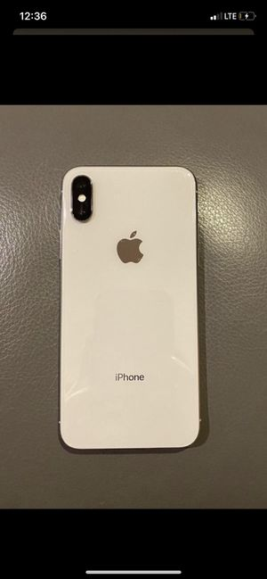 iPhone X for Sale in Glendale, CA