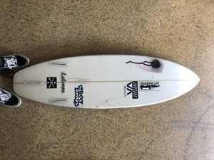 Stamps surfboard 5'8 for Sale in Orange, CA