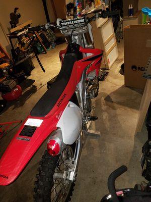2008 Honda CRF 450R for Sale in BETHEL, WA