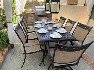 Patio Outdoor Furniture dining set for Sale in Carlsbad, CA