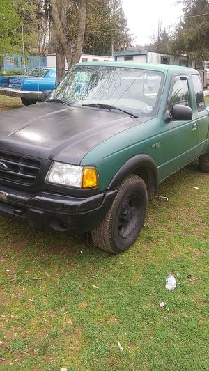 Ford ranger, 2002 xlt for Sale in Bassett, VA