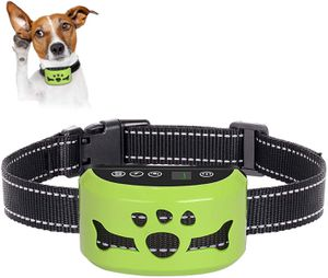 [ 2019 Newest ] Dog Bark Collar, 🐶 7Adjustable Sensitivity and Intensity Levels - Dual Anti-Barking Modes-Rechargeable - Rainproof for Sale in Syosset, NY
