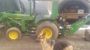 1988 John Deere 750 4x4 tractor for Sale in Grafton, MA