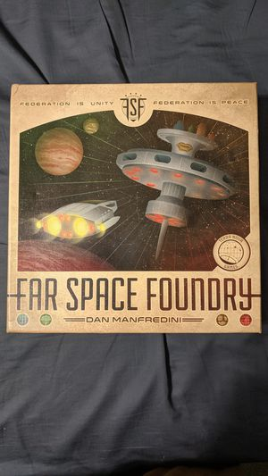 Board games - Far Space Foundry for Sale in Denver, CO