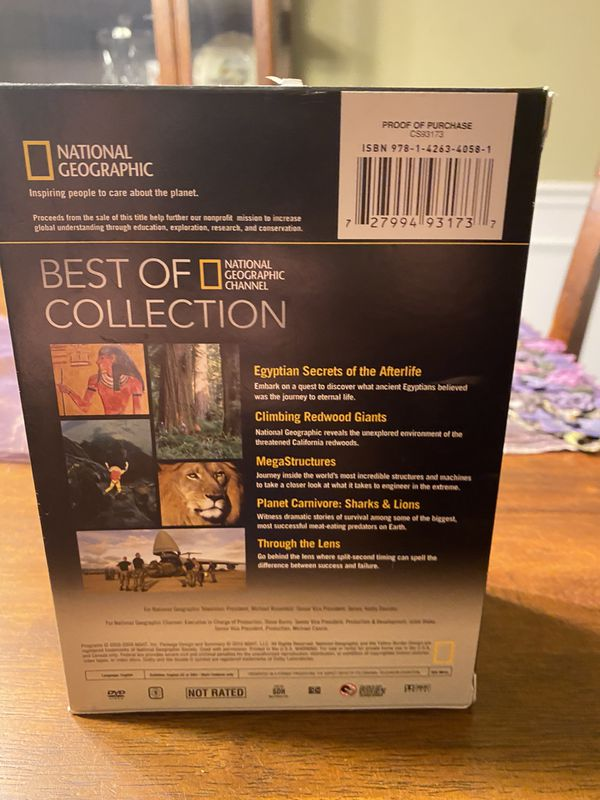 National Geographic Best of Collection
