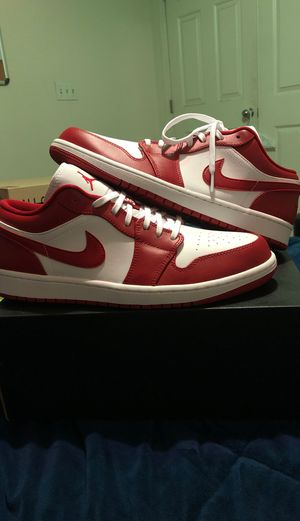 Jordan 1 lows Gym Red size 10.5 for Sale in Las Vegas, NV