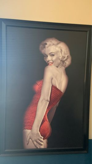 Marilyn Monroe Painting for Sale in Urbana, IL