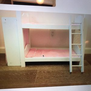 "Doll Bunk Beds (for 18"" Size American Girl Dolls) for Sale in Los Altos, CA"