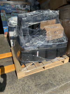 1 pallet - $1650 - ION Speakers - 11 units - Pathfinder Charger and etc. Returns Tested Working for Sale in San Diego, CA