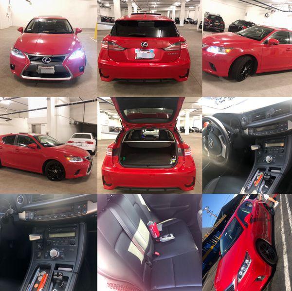 Lexus CT200h for sale