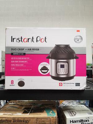 Instant Pot Air Fryer for Sale in San Dimas, CA
