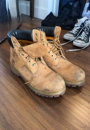 Men's Timberland Boots for Sale in Los Angeles, CA