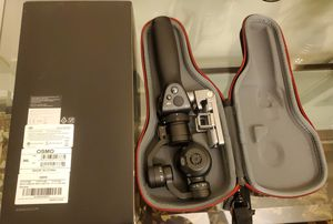 DJI OSMO (NA) Handheld Fully Stabilized 4K 12MP Camera for Sale in Falls Church, VA