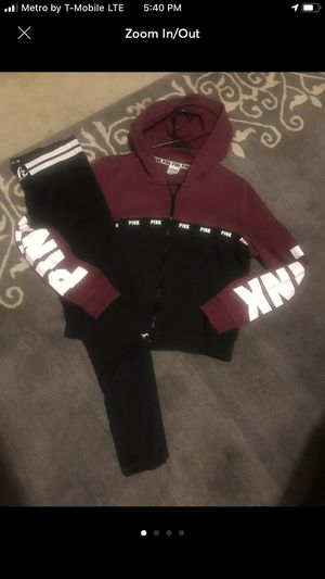 Vs pink large set for Sale in Colorado Springs, CO