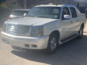 Parts CADILLAC Escalade ext oem white for Sale in Sugar Land, TX
