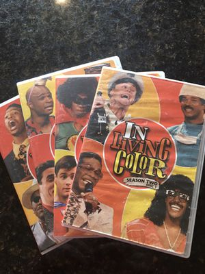 In Living Color season 3 DVD set for Sale in Edgewood, WA