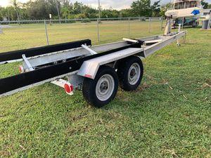 Boat Master Aluminum Trailer for Sale in Homestead, FL