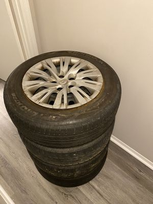 "Toyota 16"" rims for Sale in Dublin, GA"